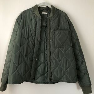 Urban Outfitters Sn Quilted Layer Liner
